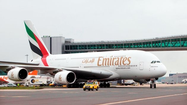 emirates announced as official airline sponsor of los angeles rh pinterest com
