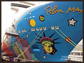 Travel Shop Girl Blog: Norwegian Breakaway | Norwegian Cruise Line Review - Part I