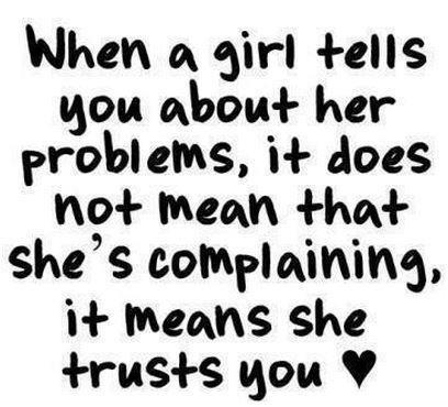 When A Girl Tells