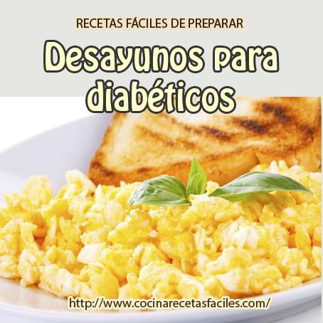 desayuno para diabeticos chile