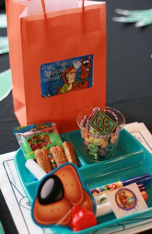 Scooby Doo Party Scooby Doo Birthday Pinterest Birthdays
