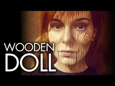 Pinocchio Holzpuppe Makeup Tutorial | Kostüm-Idee zu Karneval, Halloween & Fasching