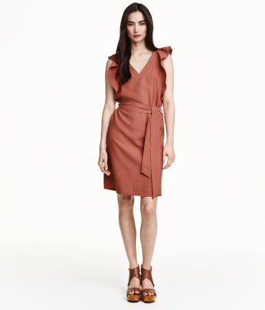 H&M Dress with butterfly sleeves £24.99