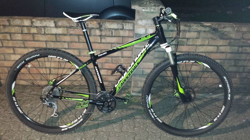 0be1f5e1a1f 2013 Cannondale sl4 29er For Sale | Bikes | Bike, Bicycle, Be my baby