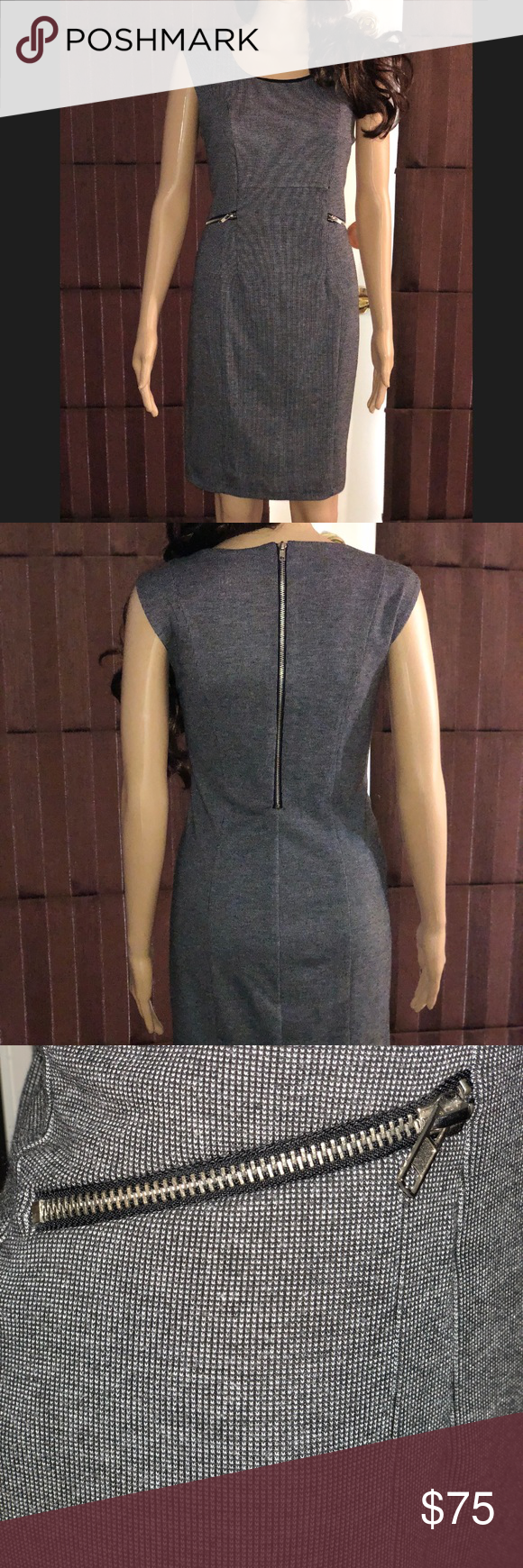 Dress  Valerie bertinelli Gray dress and Gray