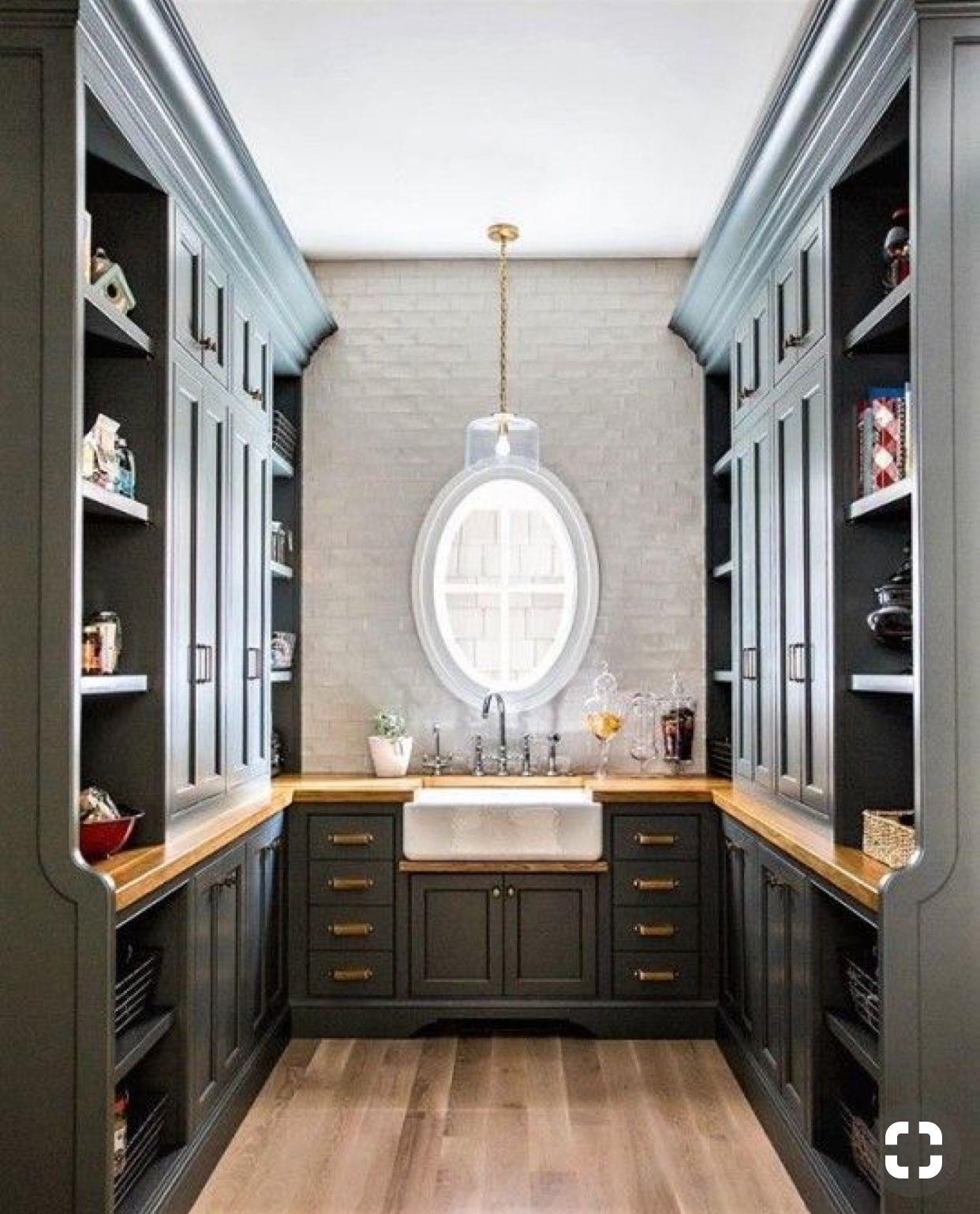 pantry inspiration home butler pantry pantry kitchen rh pinterest com