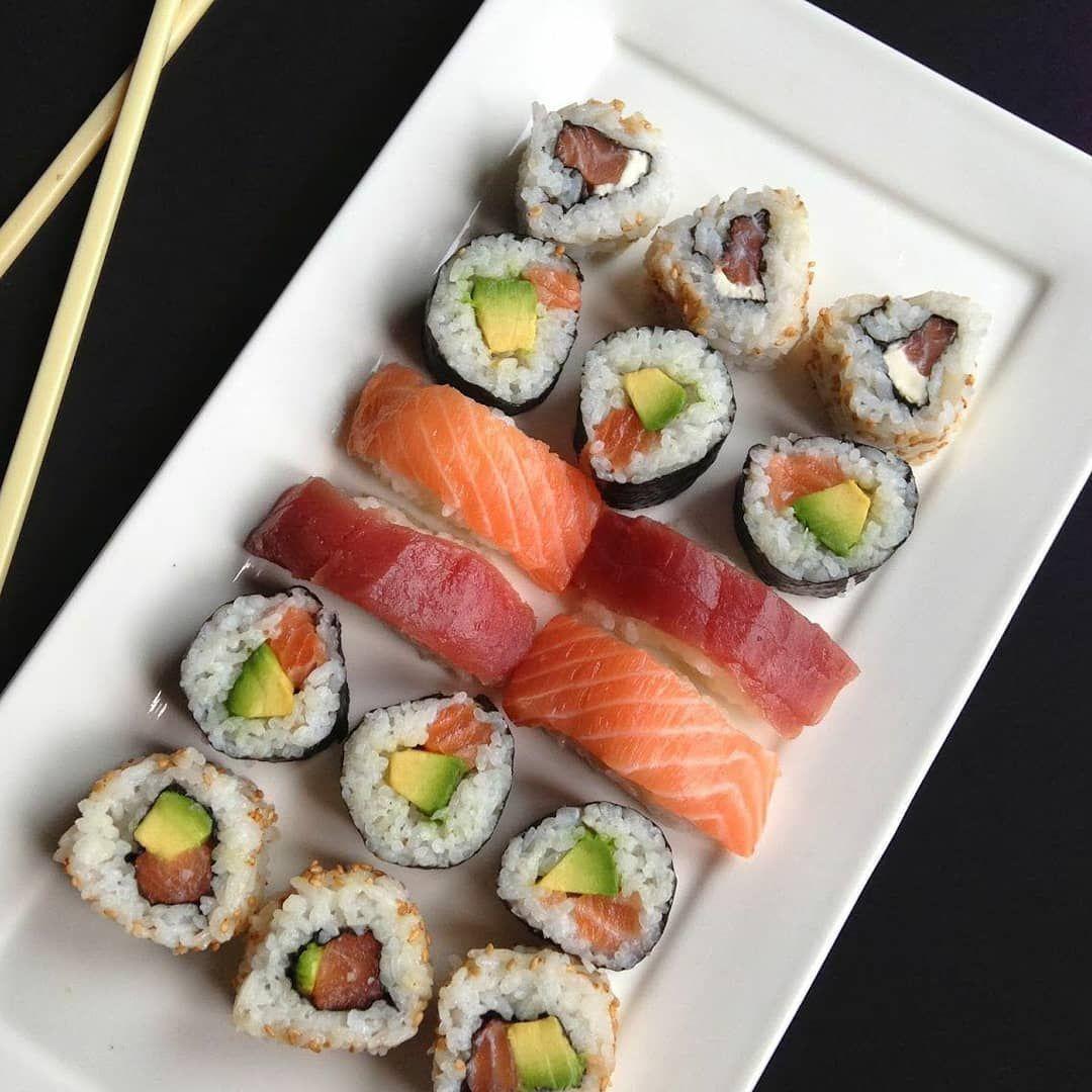 Суши и роллы картинки и рецепты