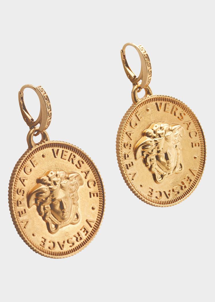 3177e2c37 Bit-Versace Pendant Medusa Earrings for Women | US Online Store in ...