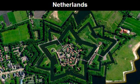 Impressive/Trippy satellite images from around the world