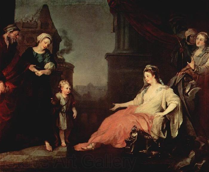 William Hogarth 1697 1764 Pintor Ingles 21 William Hogarth