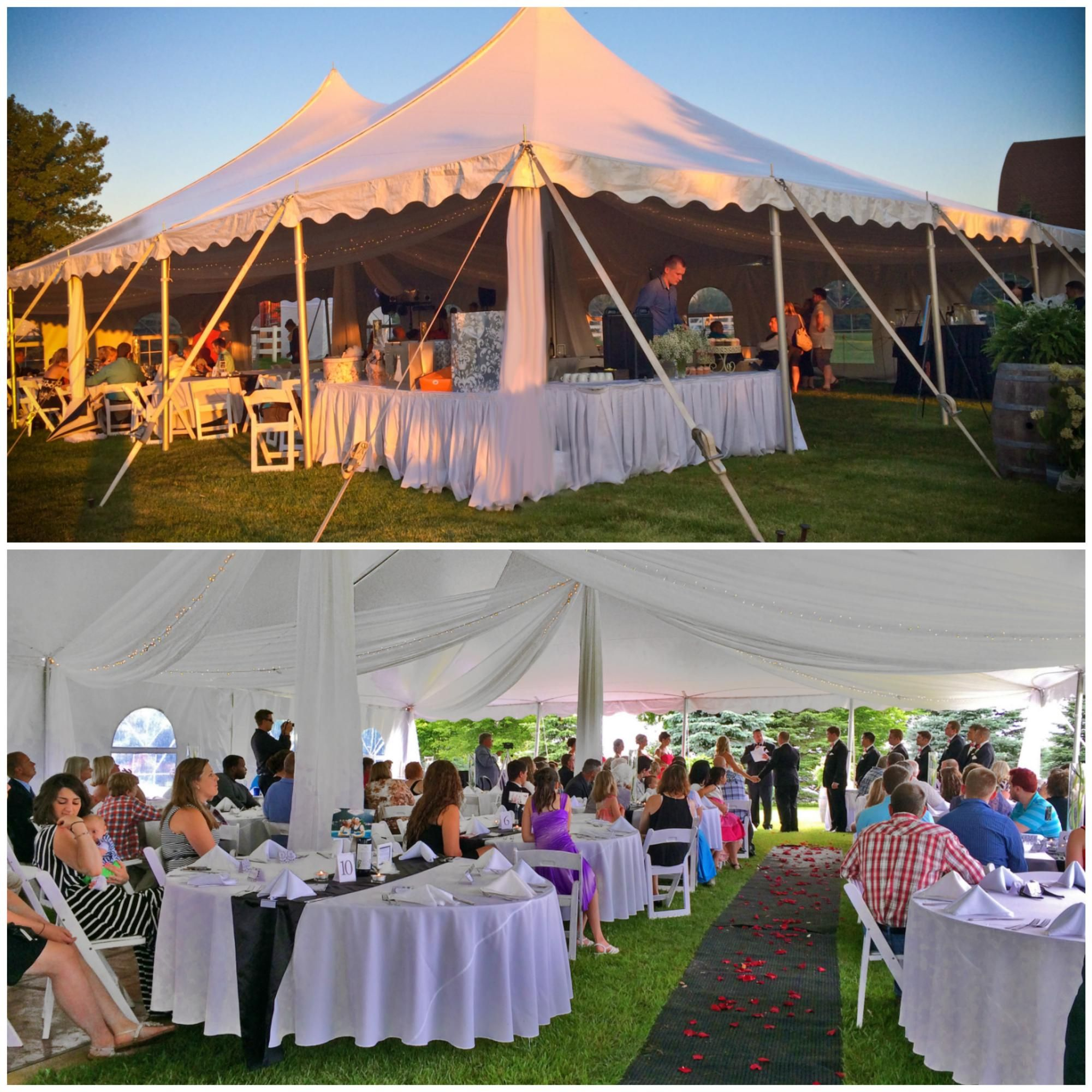 affordable wedding reception venues minnesota%0A July outdoor weddingSt  Paul  MN