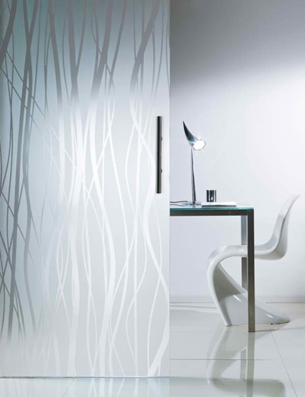 36a10c55071 Modern Design Of Acid Etched Glass Doors