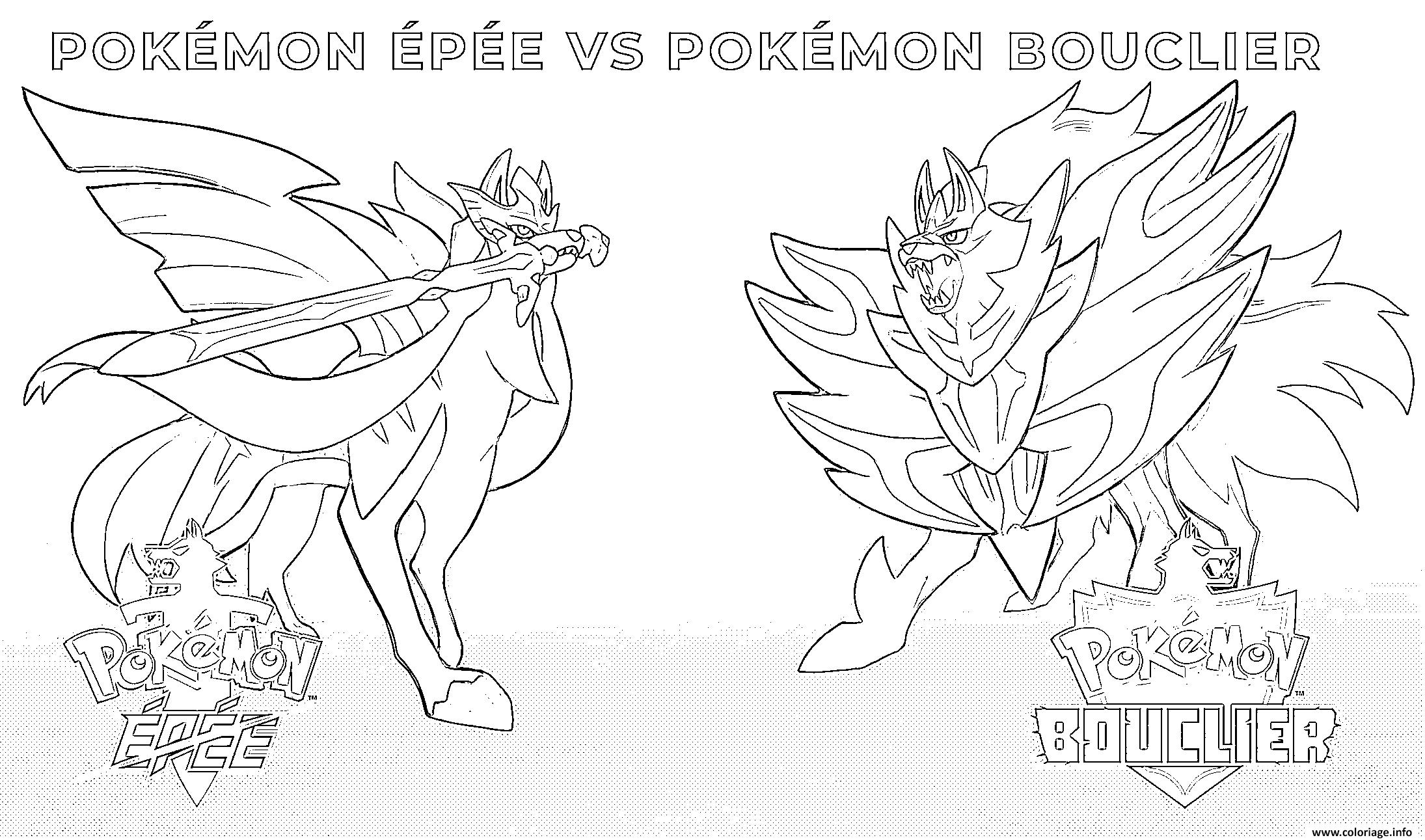 Pokemon Epee Bouclier Dessin Anime