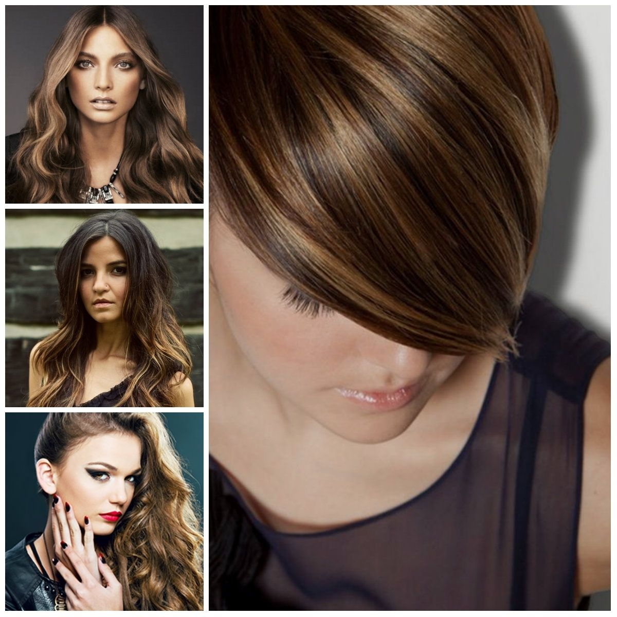 Hair Color Ideas For Winter 2017 New Trends In Hair Color Fall 2016