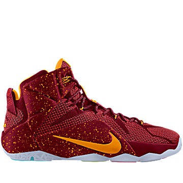 Just customized and ordered this LeBron 12 iD Men\'s Basketball Shoe ...