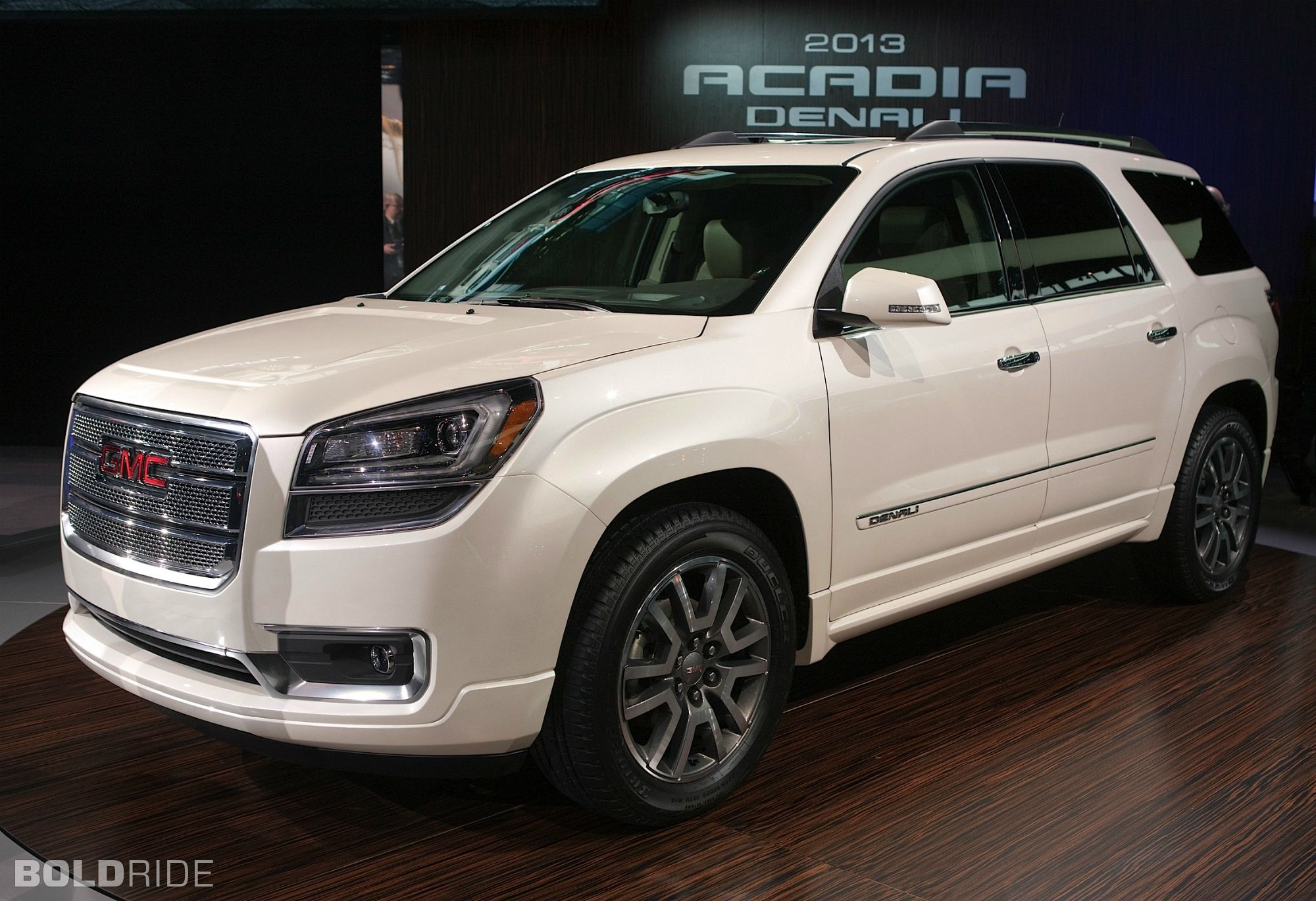 Gmc Acadia Denali 2012 With Images Buick Gmc