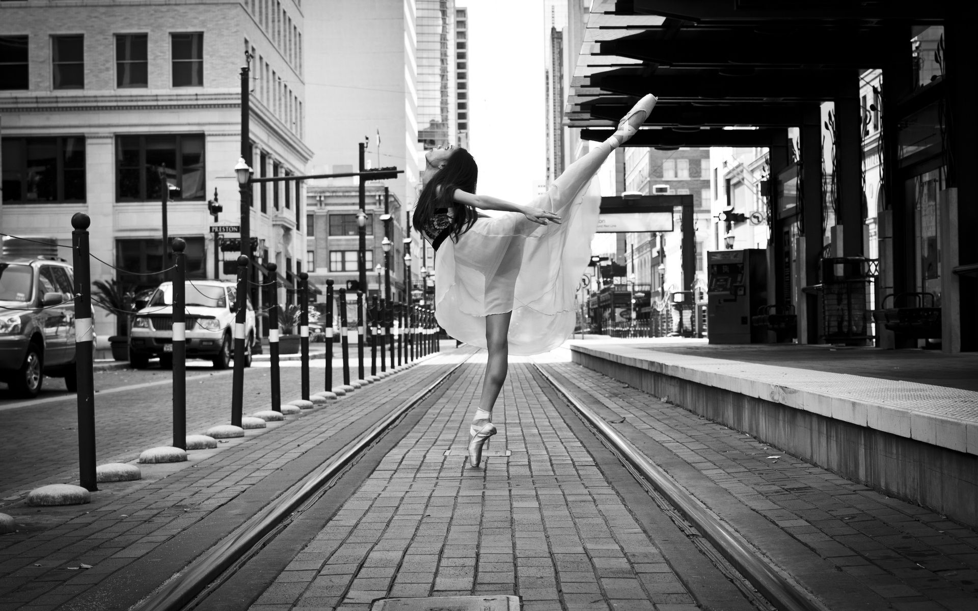 City Ballerina Wallpaper 1920 1200 High Definition Wallpaper Street Dance Photography Dancer Photography Ballerina Wallpaper