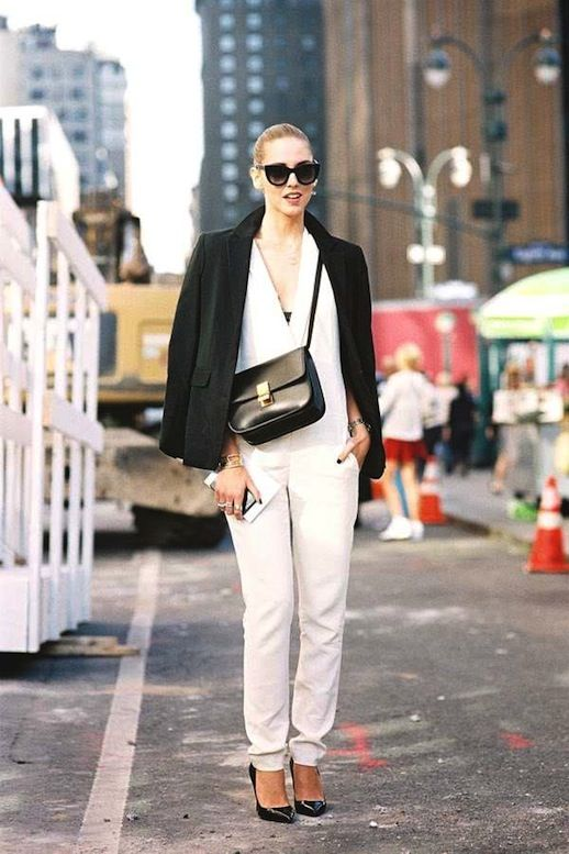 8e5a1bafde9e 5 Ways To Wear A White Jumpsuit  style  fashion  bloggerstyle   theblondesalad