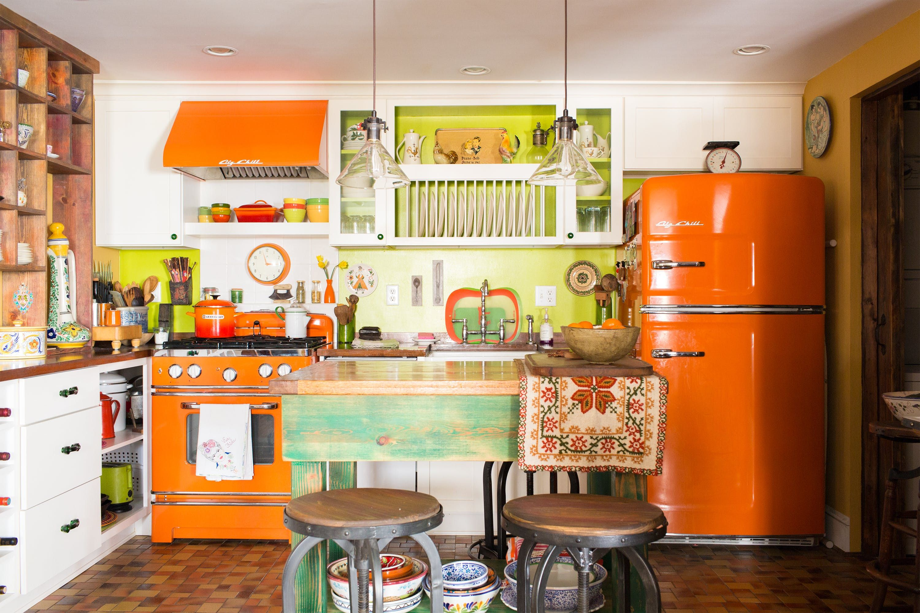 A D C Home Inspired By Family Photography And Frida Kahlo Keuken
