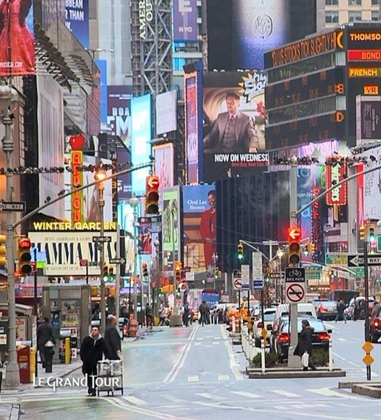 The Great White Way -- #TimesSquare #NY #NYC #NewYork #NewYorkCity #theater #Theatre #brodway