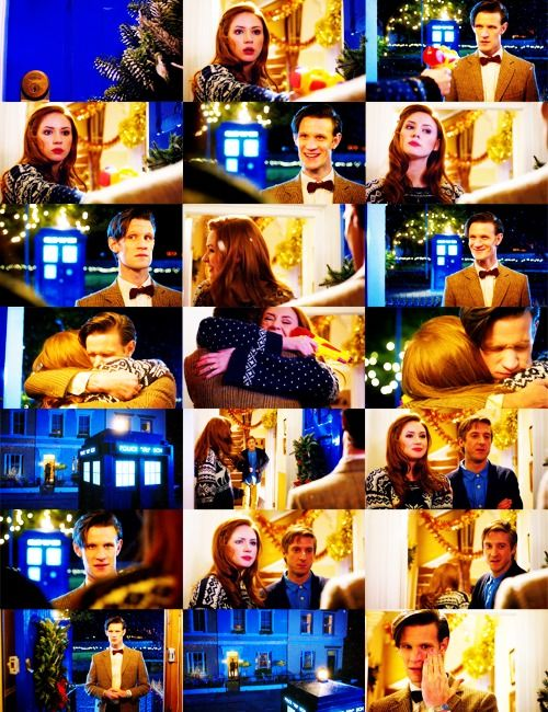 Doctor Christmas Special 2011 #happytears