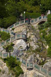 Las escaleras más espectaculares del mundo