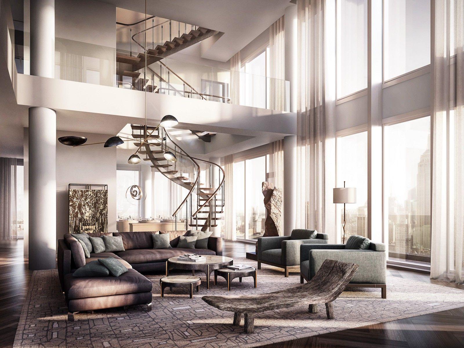 The World's Most Lavish High-rise Apartments - Billionaire