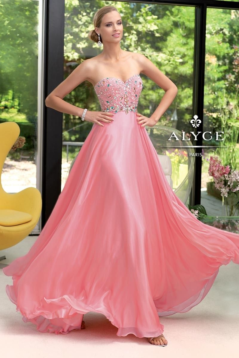 Alyce Paris | Prom Dress Style 6046 - Full shot | Outfit ideas ...