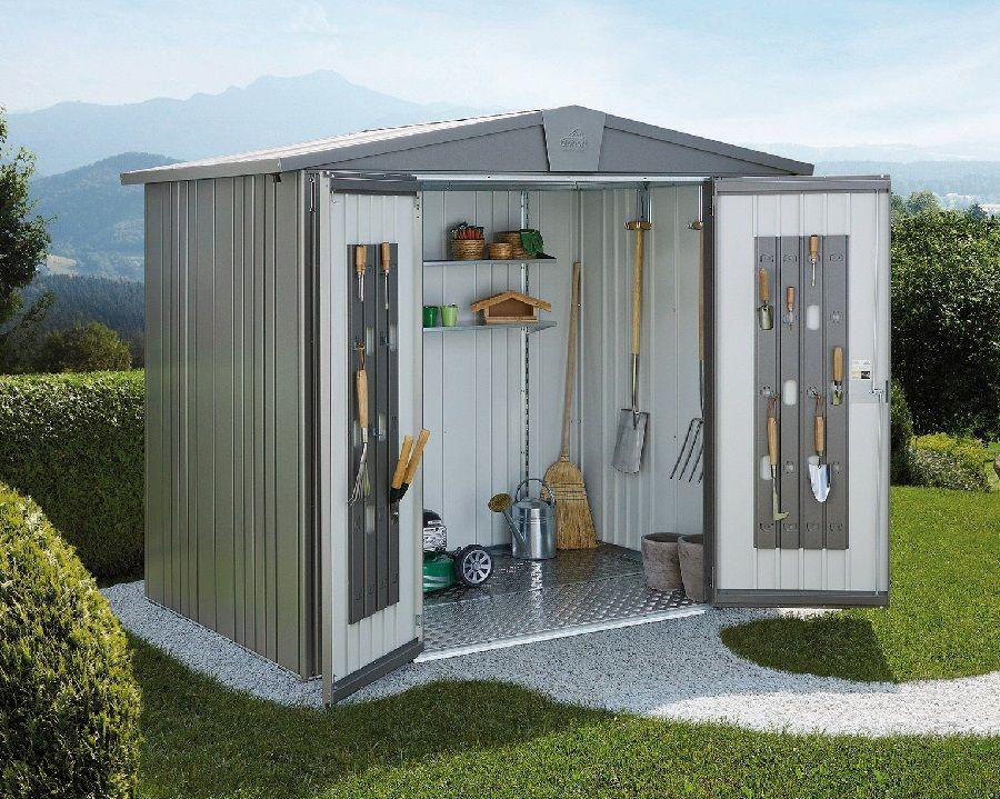 Biohort Geratehaus Europa Gartenhaus Metall Gartenhaus Schuppen Ideen