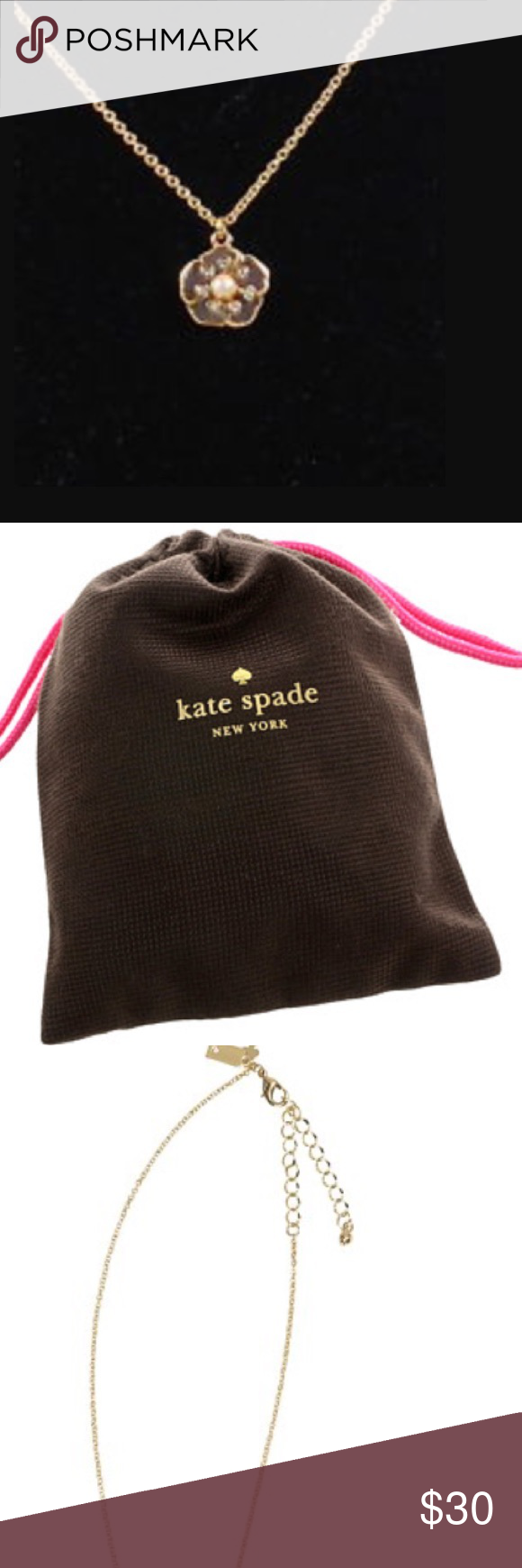 Kate Spade sunset blossom necklace Brand new Kate spade necklace . Jewelry Necklaces