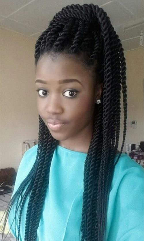 Twist Braids Hairstyles New 50 Thrilling Twist Braid Styles To Try This Season
