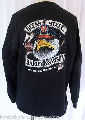Rare Harley Davidson Motorcycles 99 Ocean State Warwick Ri Long