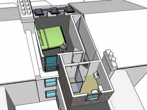 Pd Loft Conversion In Victorian Terrace Youtube Lofty