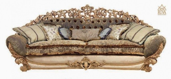 Pin by gustavo on sat n in 2019 sillones muebles - Muebles italianos clasicos ...