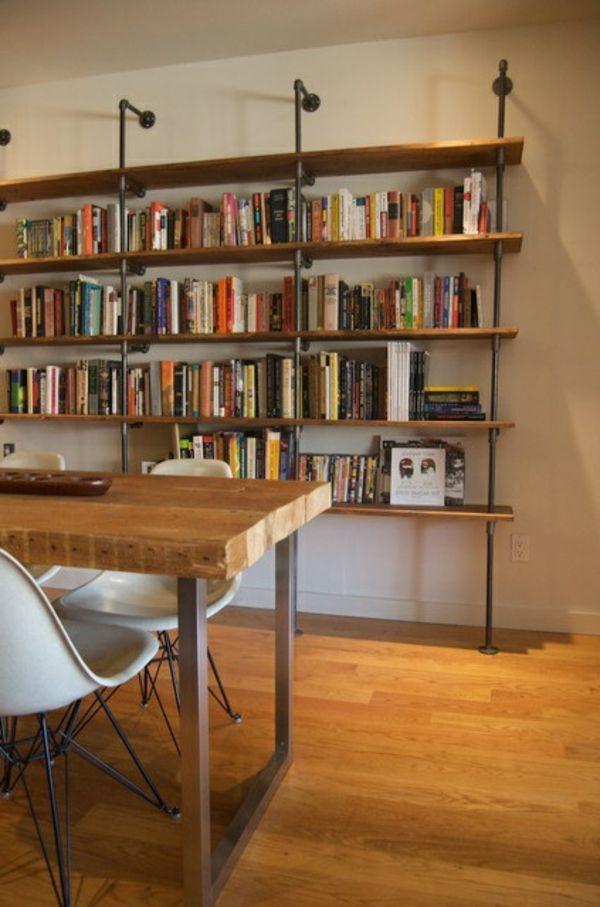 Kreative Regale regale selber bauen kreative idee für gestaltung möbel