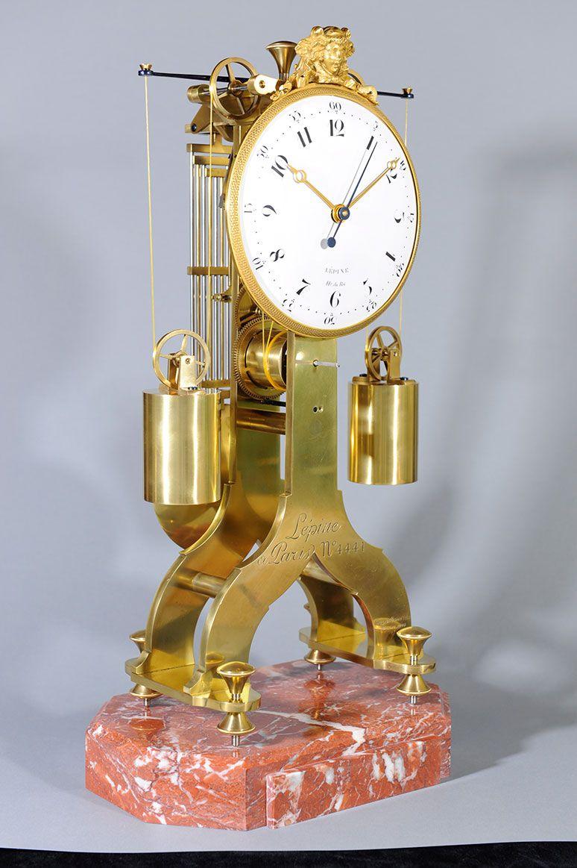 Antique Clocks Reproduction Clock Carriage