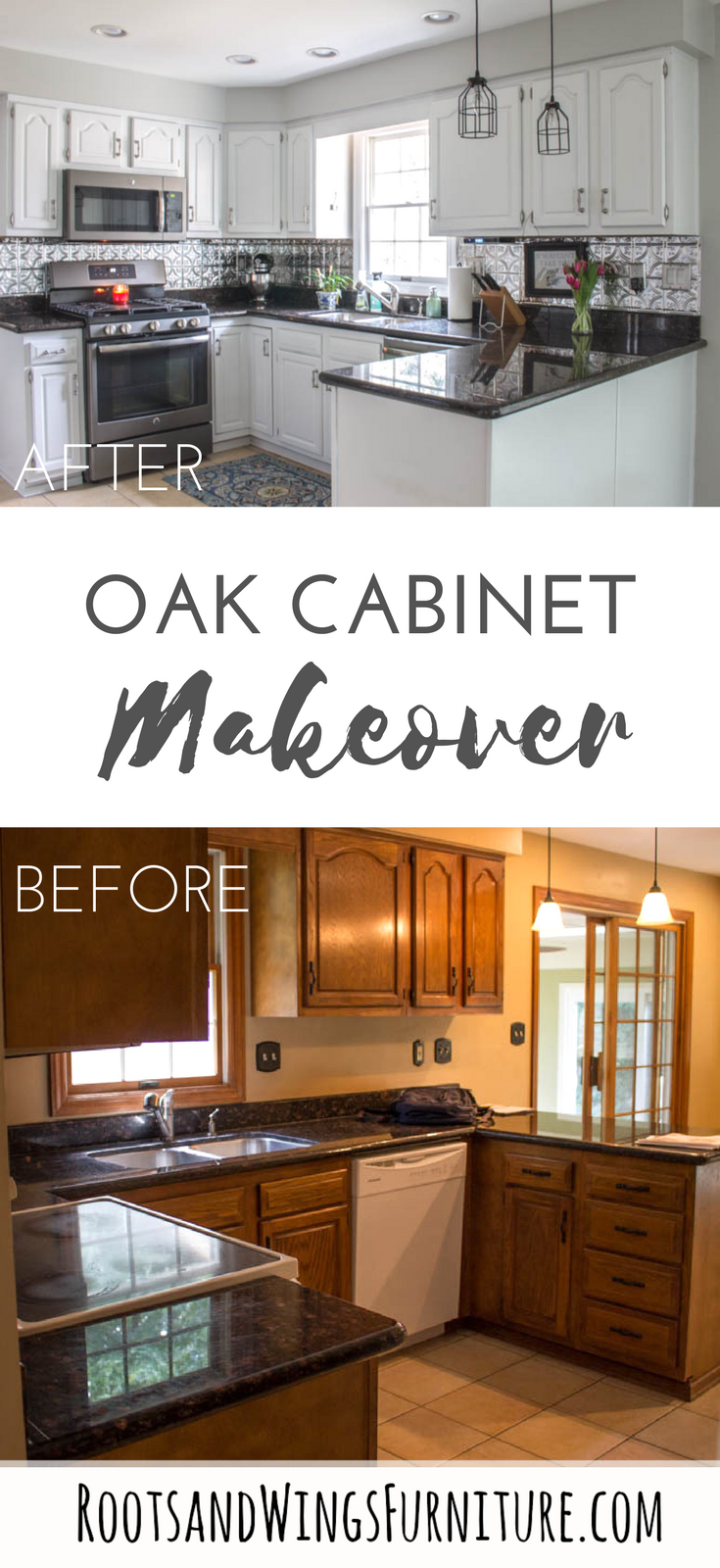How To Paint Oak Kitchen Cabinets White Without Bleed Through The Best Way To Paint And Prim Kitchen Cabinets Makeover New Kitchen Cabinets Kitchen Renovation
