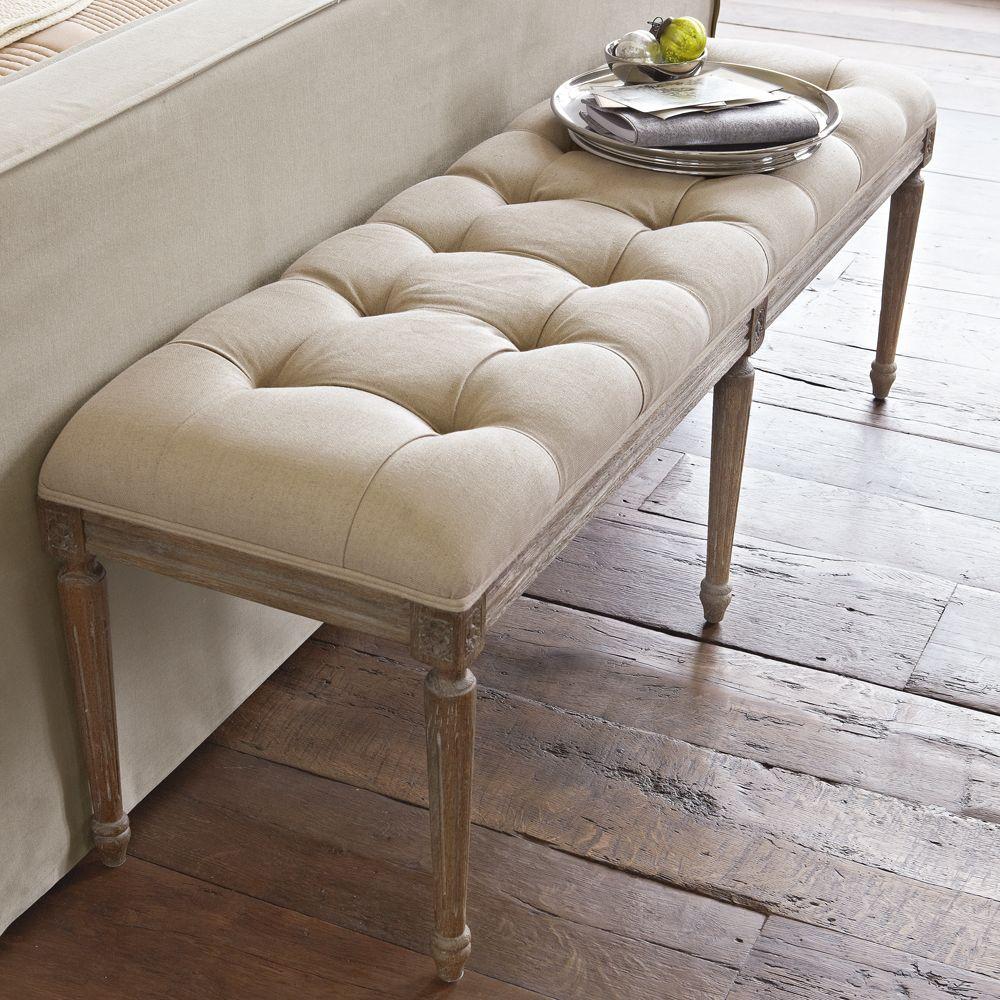 blacks furniture. Feather \u0026 Black\u0027s Loire Bench, Beautifully Buttoned. Blacks Furniture A