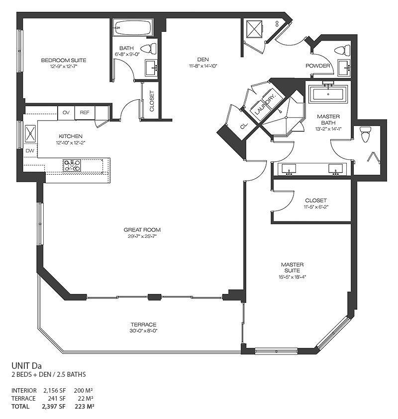 Luxury Condo Floor Plans Luxury Condos Choose A Condominium