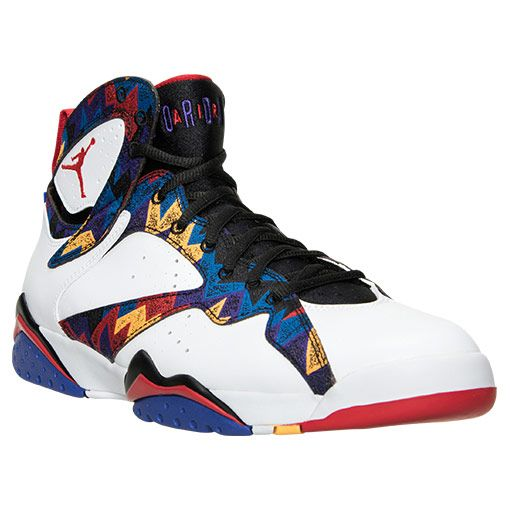 Men's Air Jordan Retro 7 Basketball Shoes | Air jordans retro ...