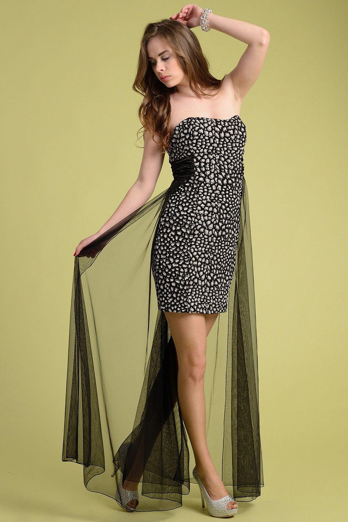 En Sik Elbiseler Dresses Fashion Shoulder Dress