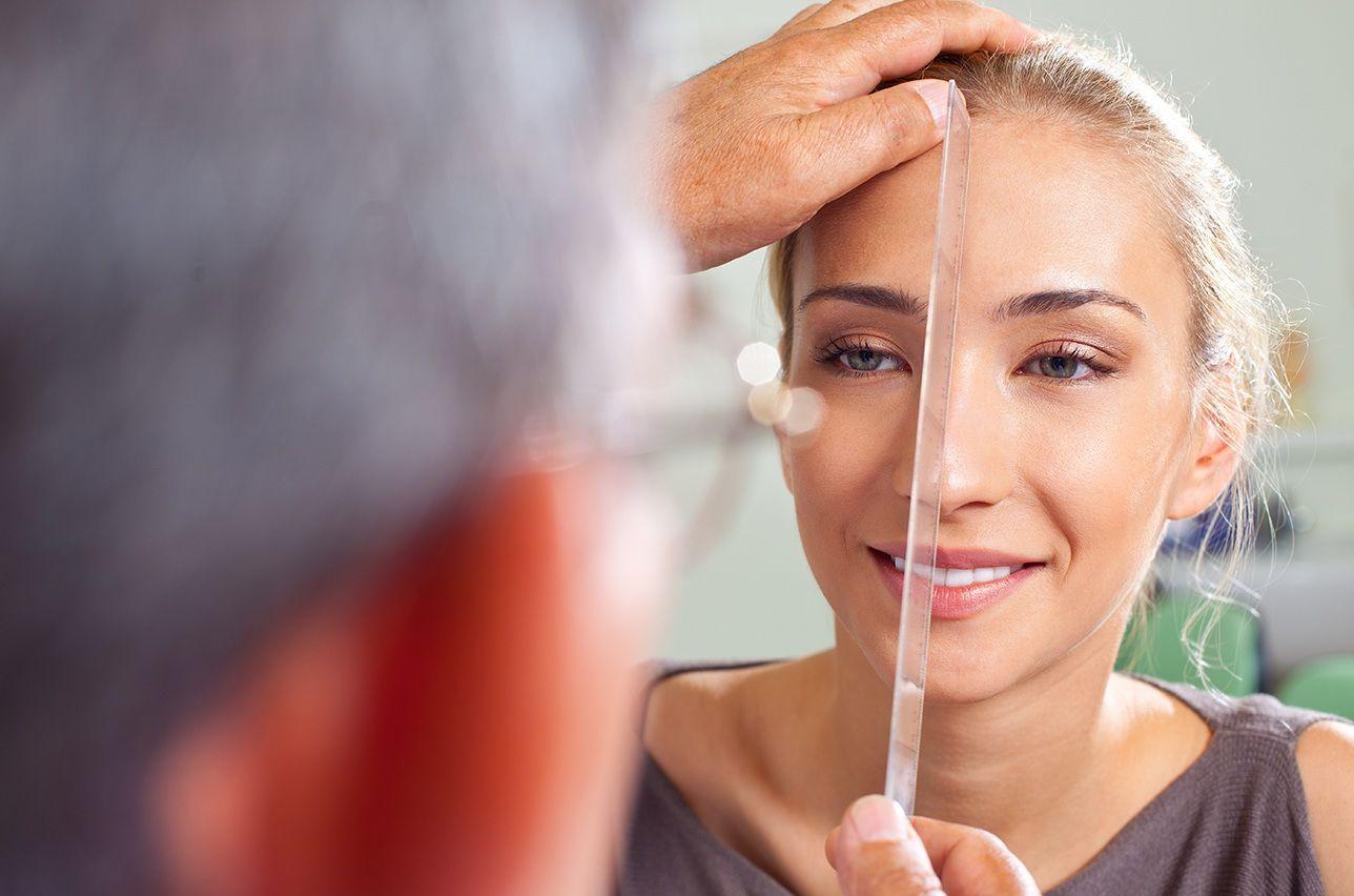 Deviated nasal septum starts around puberty reaches its