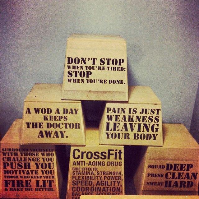Crossfit balaban istanbul motivation jumpbox