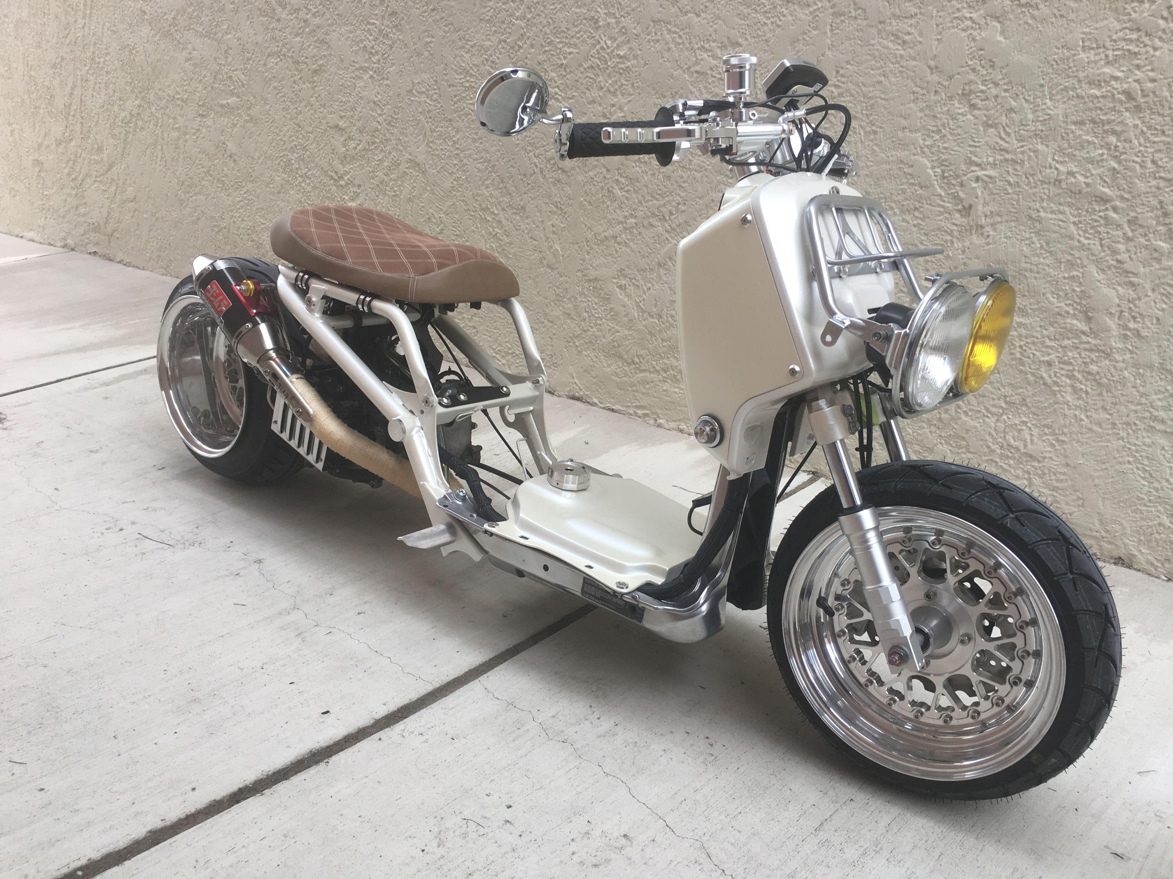 Honda Ruckus 50cc Honda ruckus, Motorcycle, Honda