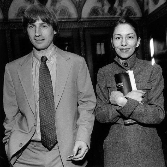 Spike Jonze & Sofia Coppola at SFIFF43  Photo by Pamela Gentile
