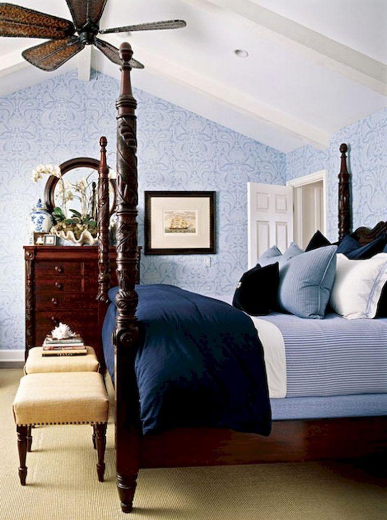 37 amazing navy master bedroom decor ideas master
