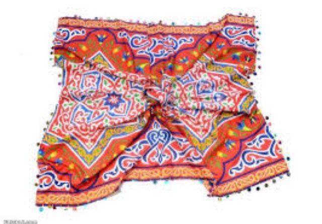 مفرش رمضان Fashion Boho Shorts Womens Shorts
