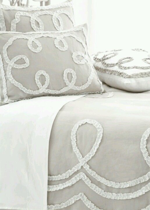 Pine Cone Hill Bedding At Courtney And Company White Duvet