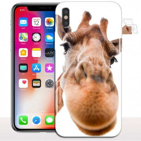 coque iphone x drole