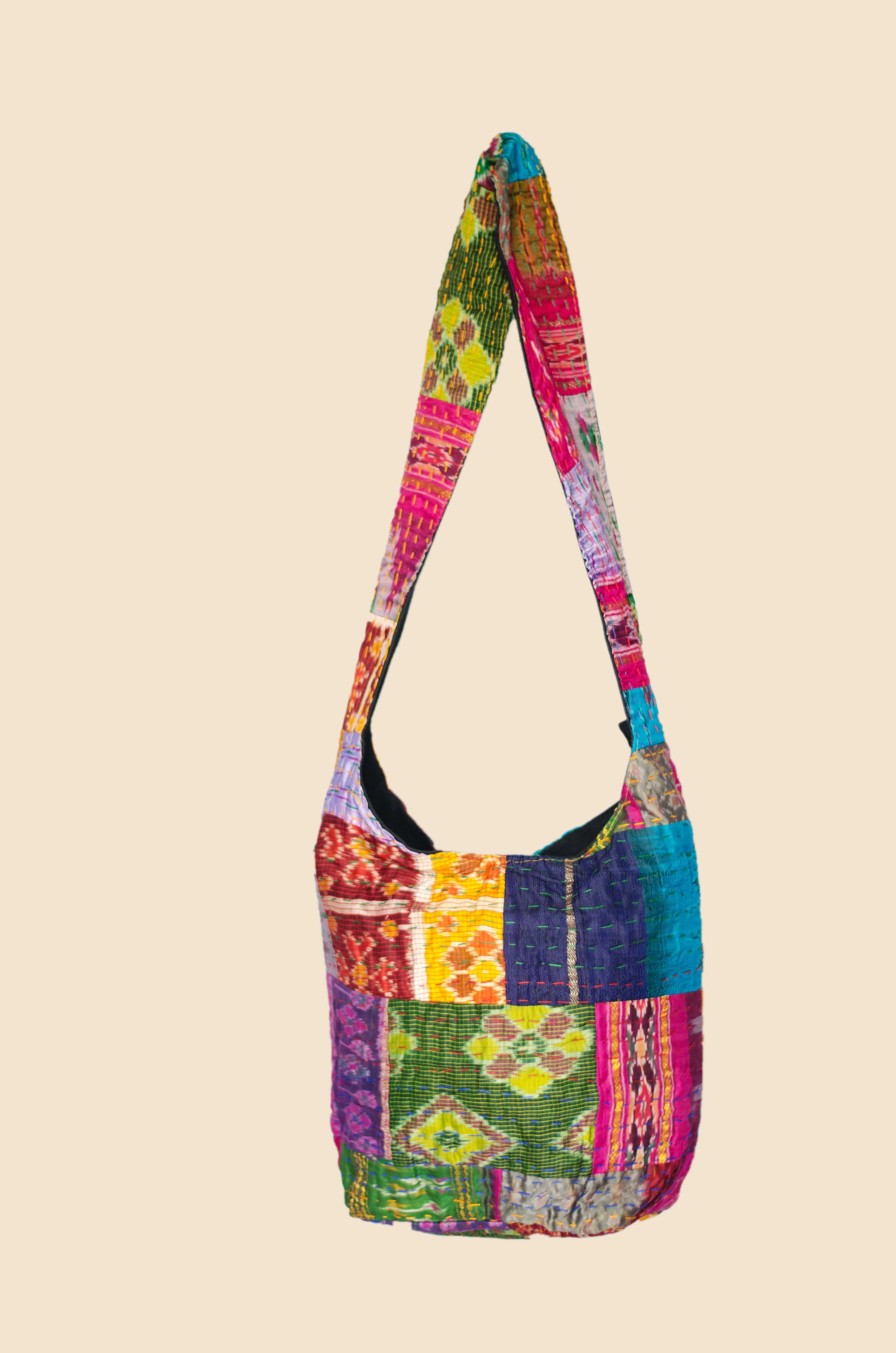 Handicraft Patola Bag Available in multiple colors  Weight